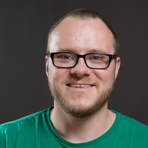 Portrait Dominic Bagatzky Podcast Consultant