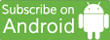 Subscribe on Android Logo